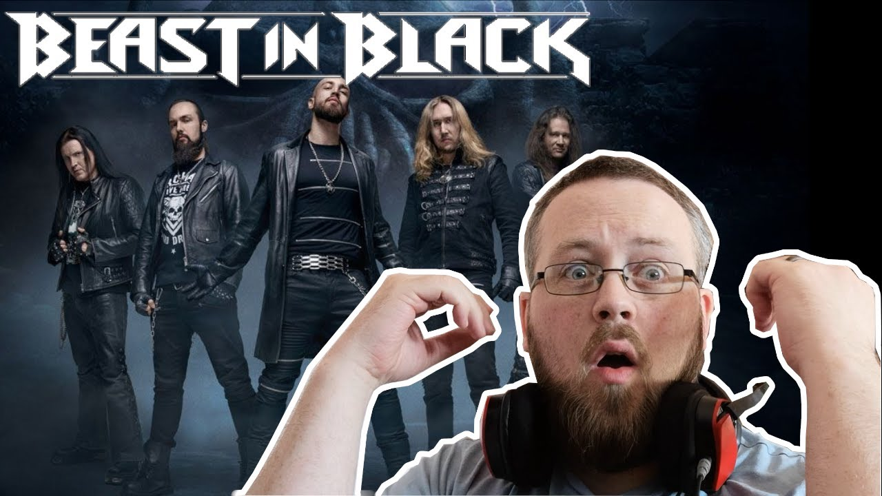 Holy Cr P Beast In Black Blind And Frozen Official Video First Time Reaction Youtube