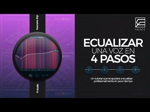 APRENDE A ECUALIZAR VOCES EN 4 PASOS