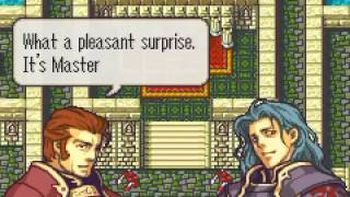 Game Boy Advance Longplay [060] Fire Emblem The Sacred Stones (part 02 of 10)