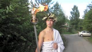 Trailer Olympics in Vaskelovo- Олимпийские игры в Васкелово
