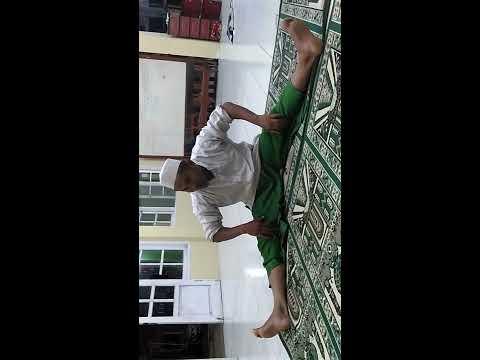 senam islami, untuk kebugaran pria & perkasa. oleh ustad Triyono