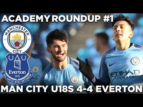 Man City u18s 4-4 Everton | EIGHT GOAL THRILLER! Mp3