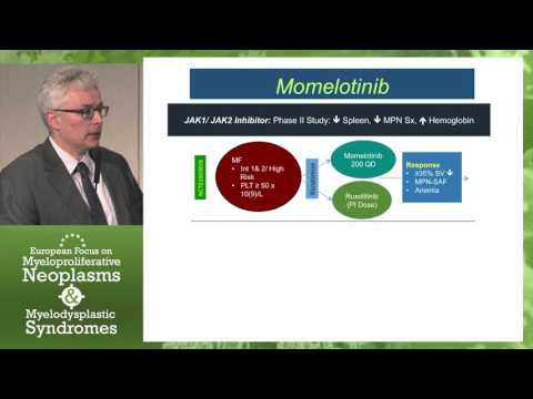 Update on JAK Inhibitors for Myelofibrosis: There is more than one