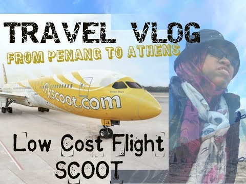 Travel To Athens Via Scoot Airlines