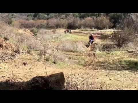 Frank Raines OHV Dirt Scootin