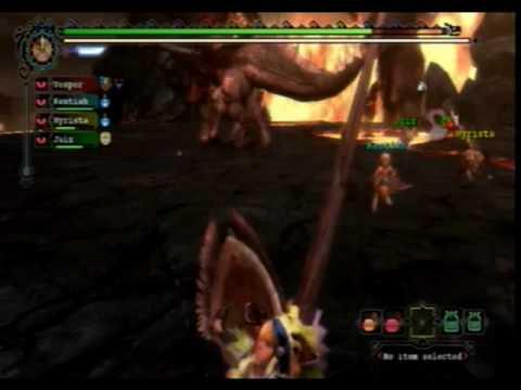Elemental Catastrophe [Monster Hunter 3]