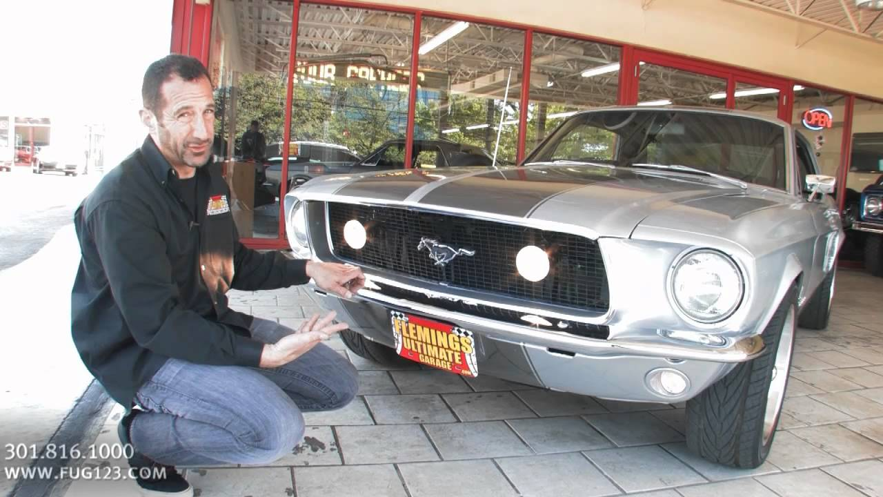 1967 Ford Mustang Pro Touring Coupe For Sale With Test