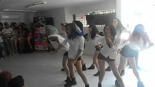 나인뮤지스 9MUSES - 다쳐 Hurt Locker Dance cover by X.O. Dance Team