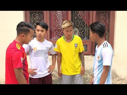 Types of Football Fans | Ming Sherap