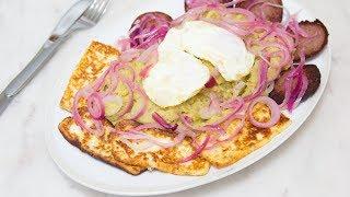 Dominican Mangú Recipe - Mangu Dominicano con Los Tres Golpes