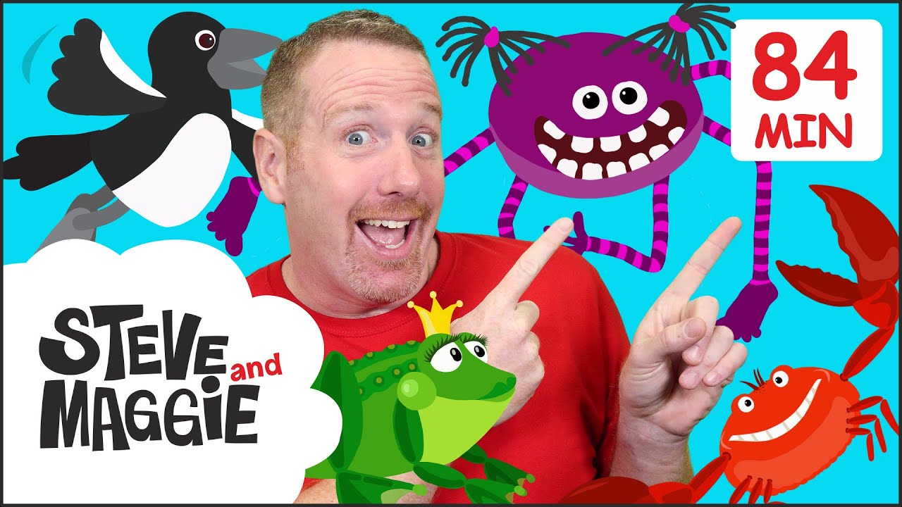 Download Best Steve and Maggie Magic Stories for Kids of 2020 | Speak and Learn with Wow English TV