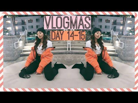Wow...I'm Really Bad At This | VLOGMAS DAY 14-15