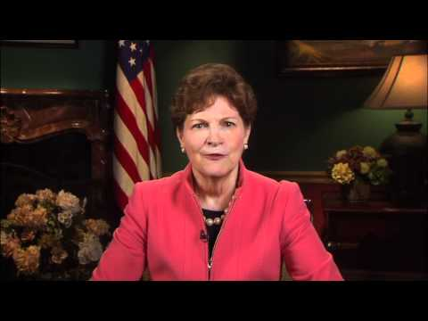 Senator Jeanne Shaheen - UNH President's Commission on the Status of Women