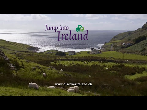 Ireland Travel Guide @ Swiss Post
