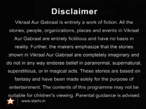 Vikraal aur Gabraal full episode 6