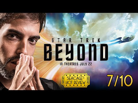 Star Trek Beyond (2016) 7/10 - Seacage's Hot Review