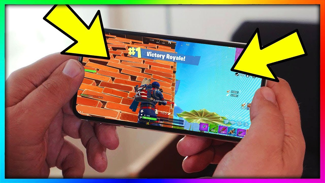 Fortnite Mobile Download Ios Android Youtube