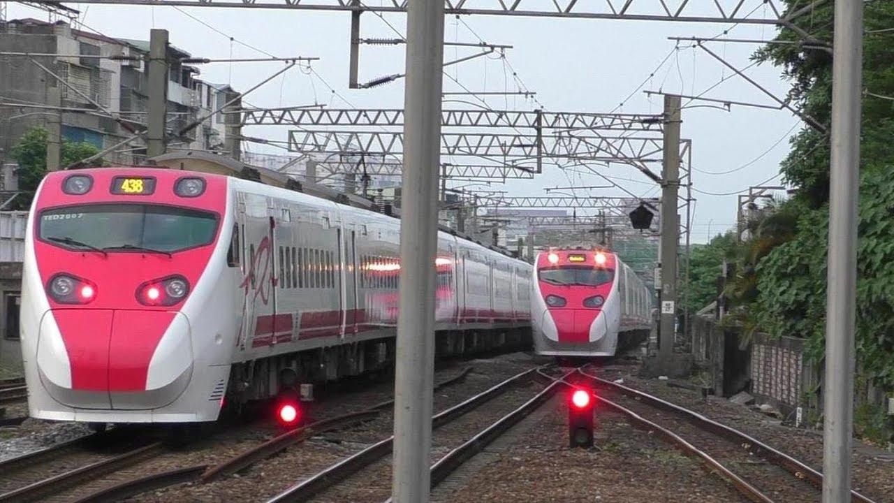 2018/5/27   樹林站列車記錄
