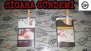 SİGARA GÜNDEMİ (Sigaranın zararları) (Sigara Vergisi) (Sigara Üretimi)