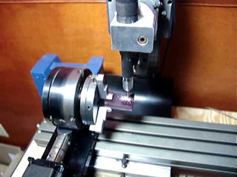Taig 4 Axis Cnc With NSK Spindle For Jewelry Model Making