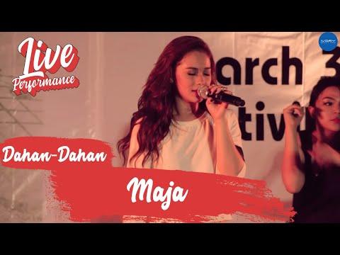 Maja Salvador | Dahan-Dahan | Live at TriNoma