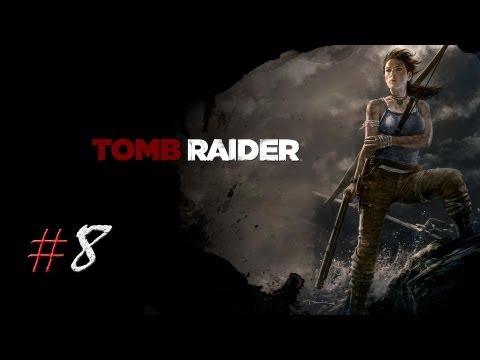 Смотреть прохождение игры Tomb Raider. Серия 8 - Мне нужна аптечка.