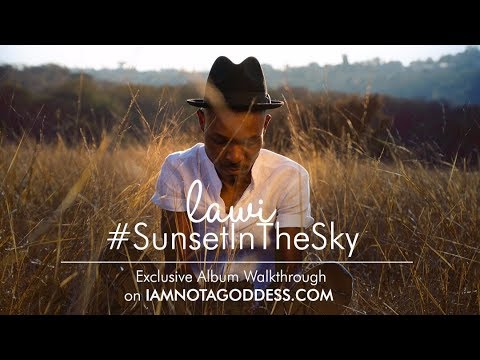 EXCLUSIVE: Lawi Sunset In The Sky Album Walk Through