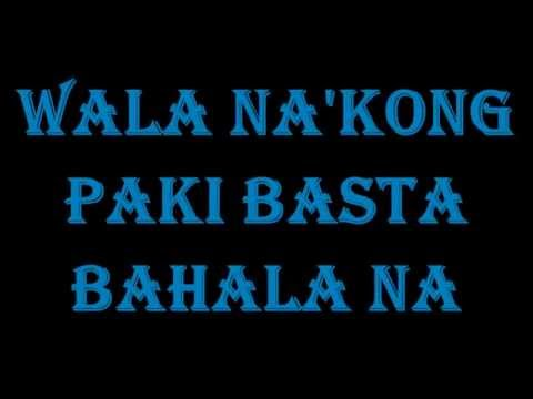 Bahala Na - James Reid & Nadine Lustre (Lyric Video)