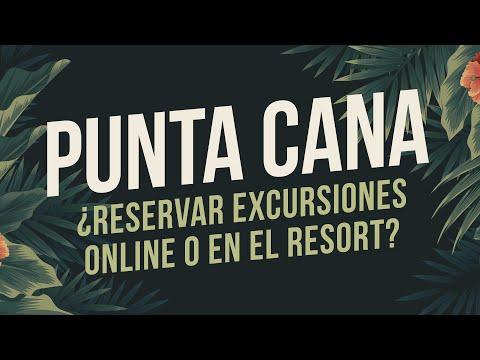 No te pierdas esto antes de viajar a Punta Cana. ¿Contratar excursiones online o en hoteles?