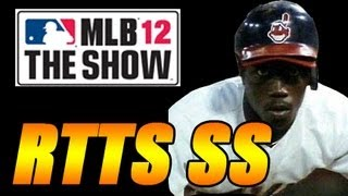 "MLB 12 Road to the Show SS - Introducing, Willie ""Mays"" Hayes"