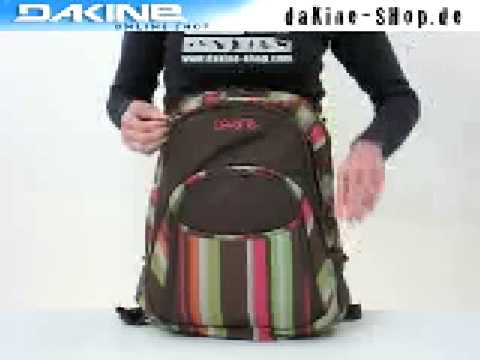 The Dakine Eve Multimedia School- & Leisure Time Backpack for ...