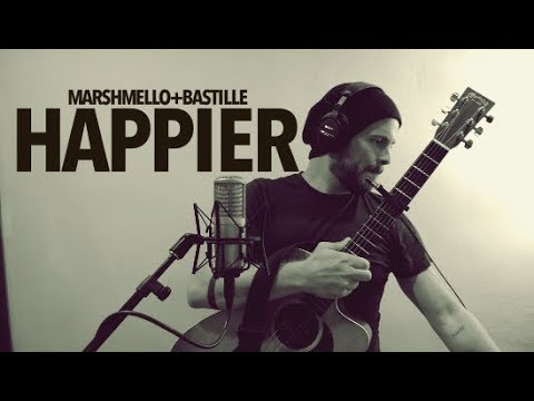 MARSHMELLO ft. BASTILLE - 'Happier' Live Loop Cover by Luke James Shaffer