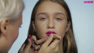 oOPS! Beauty Expert. Мастер-класс по макияжу с сияющим глиттером
