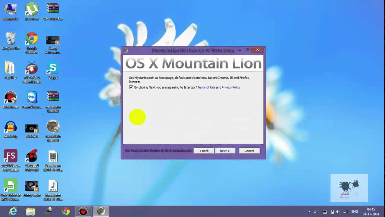Lion skin pack windows 8 торрент
