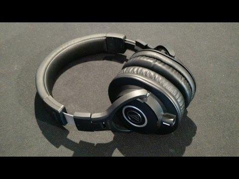 Z Review - Audio-Technica ATH-M40x (aka FU©K M50's even harder)