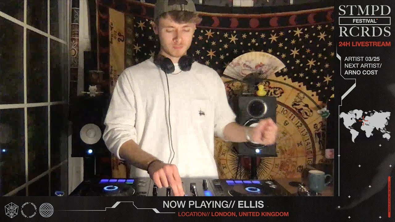Download ELLIS LIVE @ STMPD RCRDS FESTIVAL
