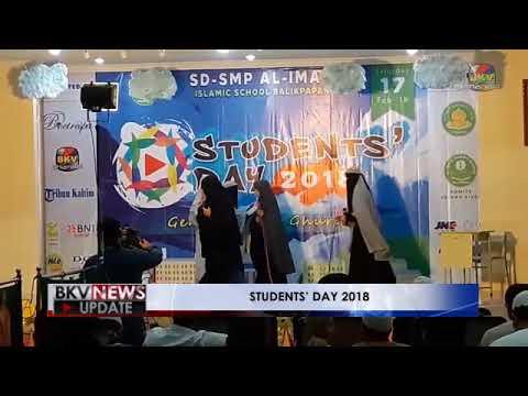 Students' Day Al-Imam Islamic School Balikpapan 2018