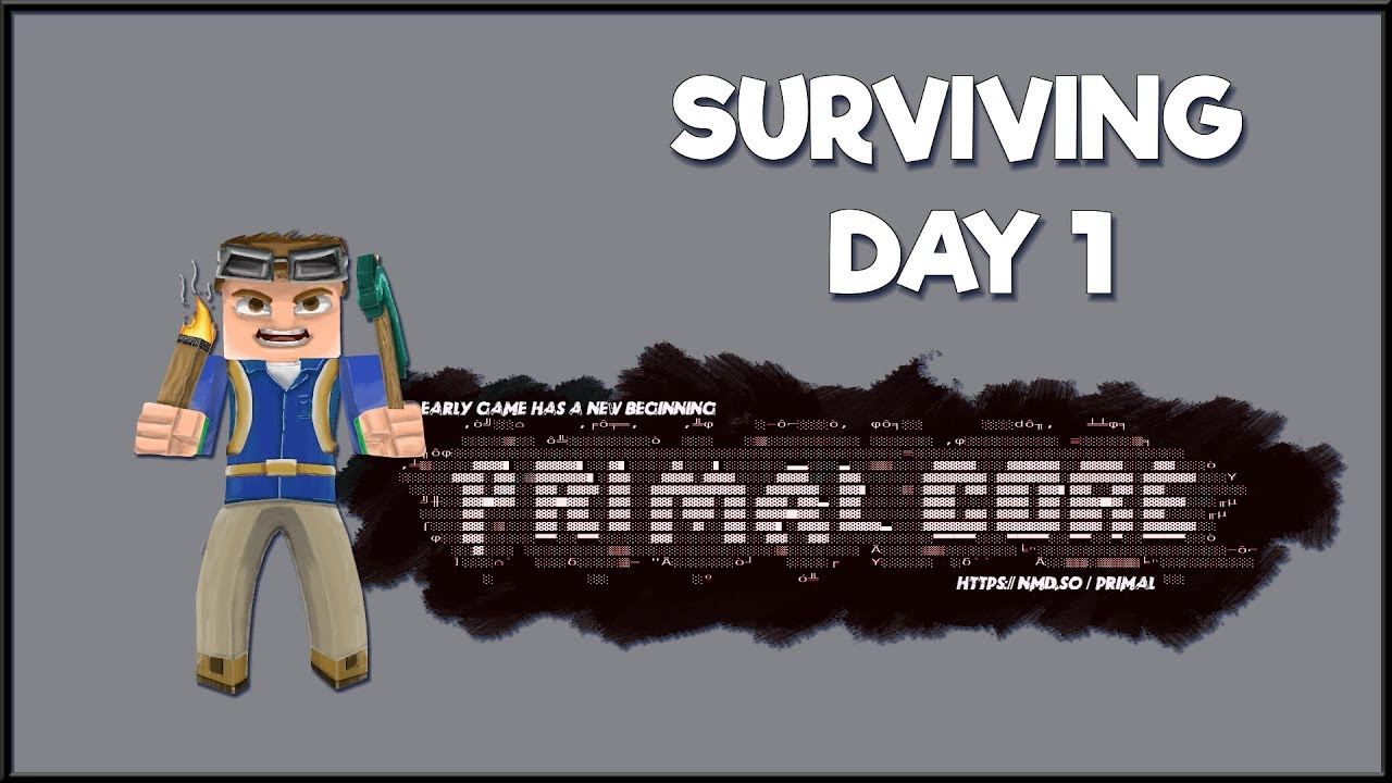 PrimalCore Mod Tutorial – Surviving Day One