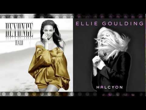 Beyoncé Vs. Ellie Goulding - Halo (Mashup)