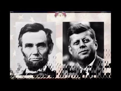 History Mystery | Lincoln Kennedy Coincidences | Presidents JFK and Abe Lincoln | MichaelWilliams67