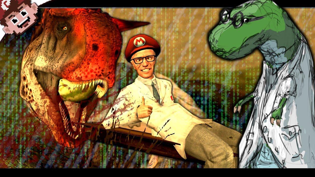DINOSAUR C.S.I.! (Primal Carnage Roleplaying) - YouTube