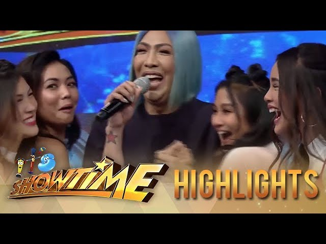 It's Showtime: Girltrends makes Vice Ganda proud