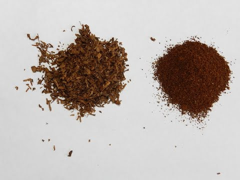 Как делают ароматизированный кофе