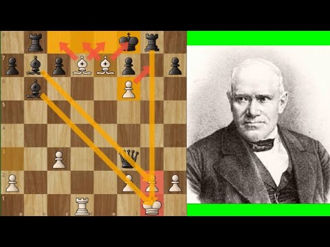 """Download THE MOST BEAUTIFUL CHESS GAME EVER PLAYED . """" THE EVERGREEN GAME """""""