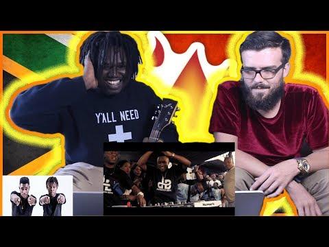 Distruction Boyz - Shut Up & Groove ft Babes Wodumo & Mampintsha || REACTION VIDEO