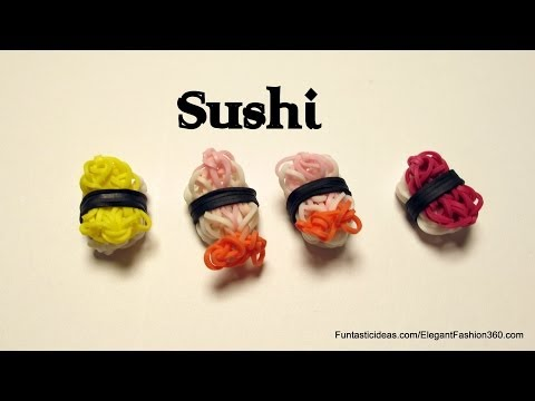 rainbow-loom-3d-sushi-shrimp-charm---how-to---food-series