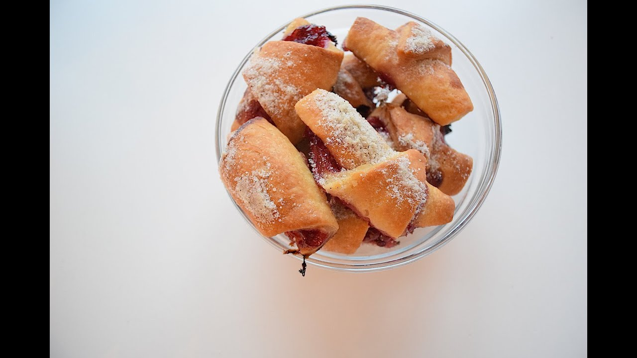 Рецепт постного печенья минутка