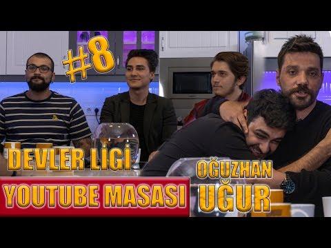 OĞUZHAN UĞUR İLE YOUTUBE MASASI #8 / BABALA'DAN ABİM GELDİ / UZUN BÖLÜM