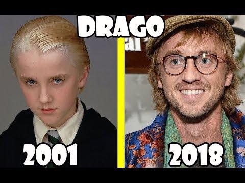 哈利波特演员们2018年的样子