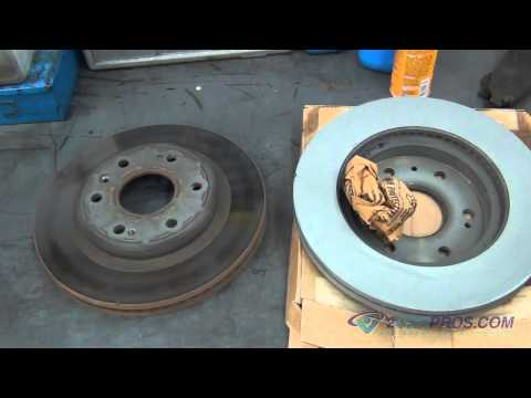 How To Install Replace Front Brakes Chevy Silverado Gmc Wagner Brake Hose Catalog Rear